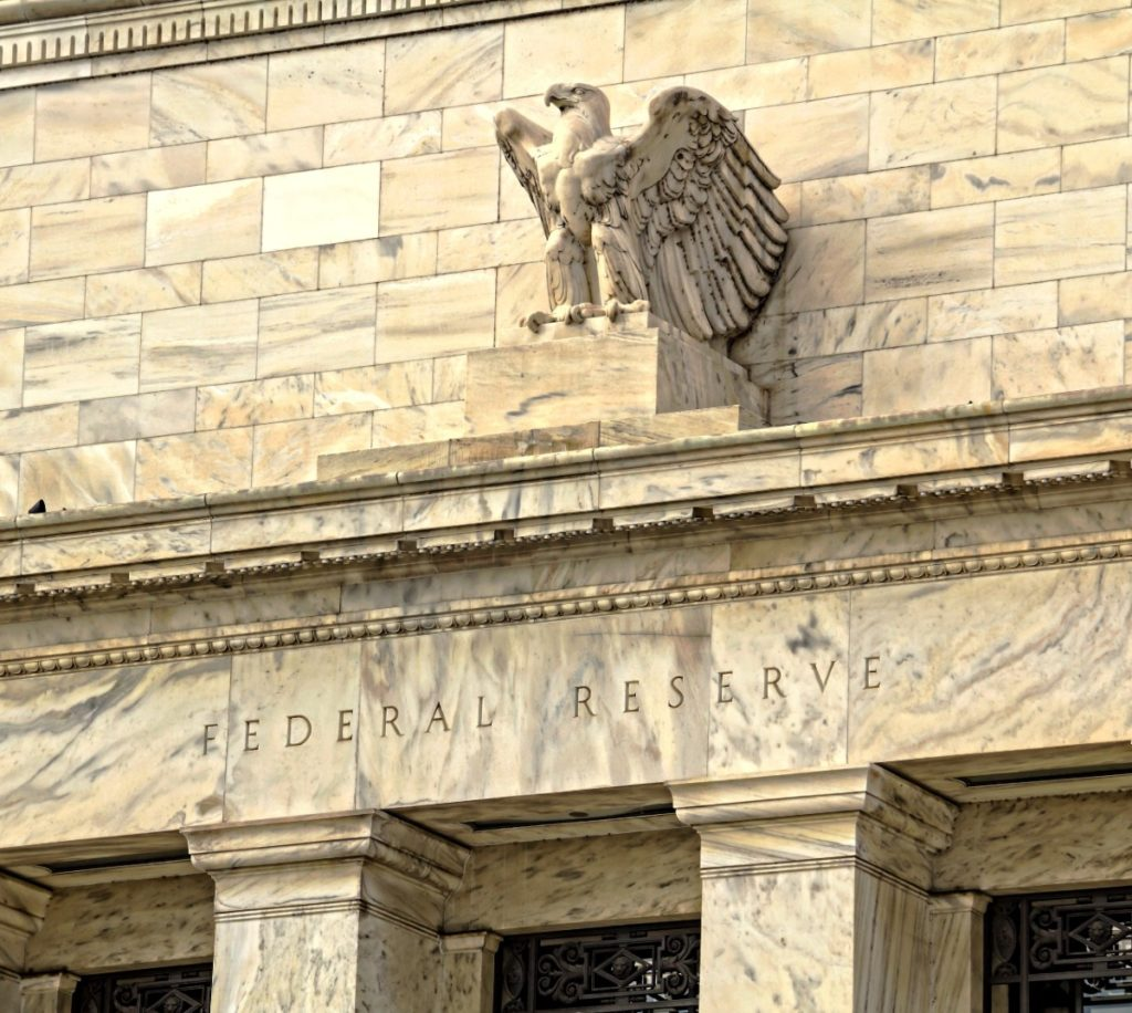Stableford blog Eagle on Federal Reserve Building-web